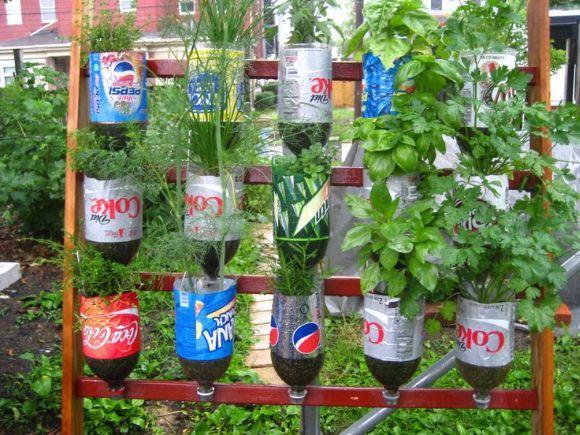 Jardins verticais são uma ótima pedida para espaços reduzidos (Foto Ilustrativa)