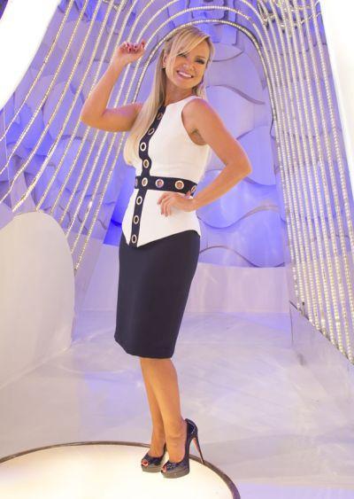 Eliana também adora a moda náutica (Foto: Reprodução internet)