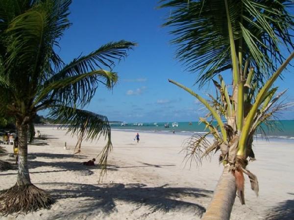 Há diversas praias em Maragogi (Foto: Prefeitura de Maragogi)