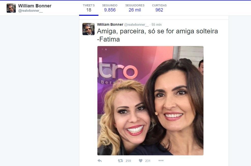 Melhores memes da separação de Fátima Bernardes e Willian Bonne