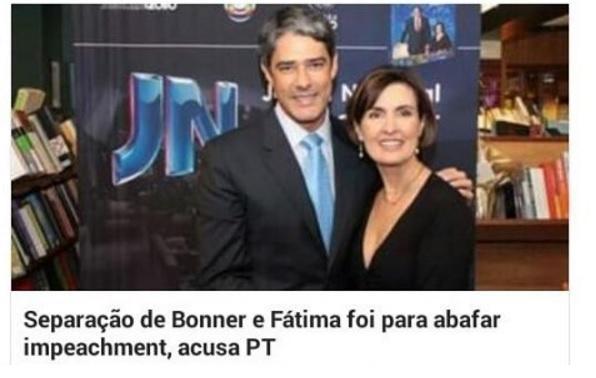 Melhores memes da separação de Fátima Bernardes e Willian Bonner