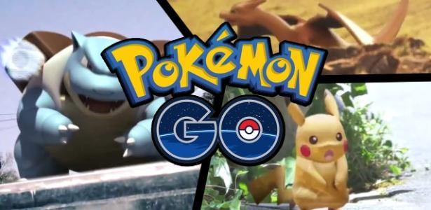 7 situações bizarras geradas pelo Pokémon GO