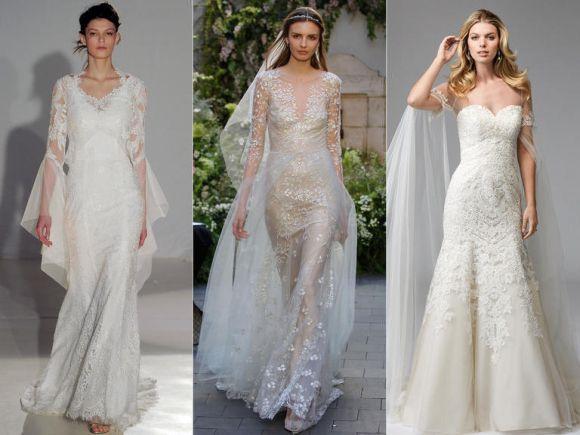 As tendências para vestidos de noiva em 2017 (Foto Ilustrativa)