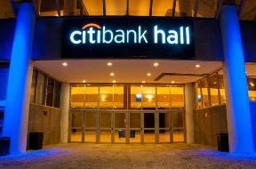 Casas de show Citibank Hall