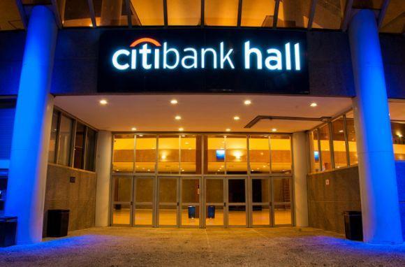 Casas de show Citibank Hall