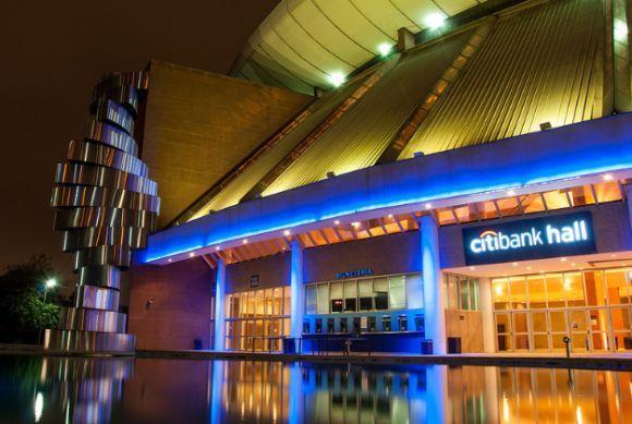 Casas de show Citibank Hall (Foto: Divulgação Citibank Hall)