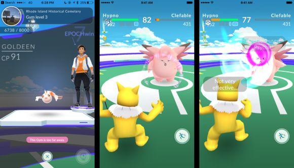 Como evoluir rápido no Pokémon GO (Foto: Reprodução internet)