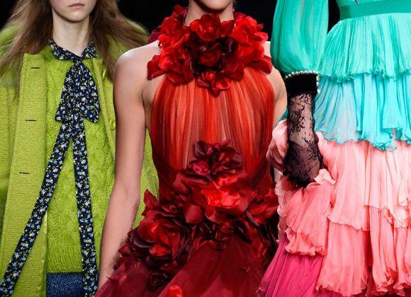 Na moda, a tendência é uma mistura de cores simples com tons mais chamativos (Foto Ilustrativa)