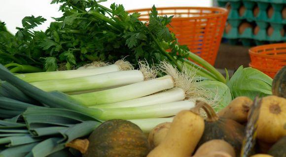 Com uma horta em casa, você consome alimentos livres de agrotóxicos (Foto Ilustrativa)