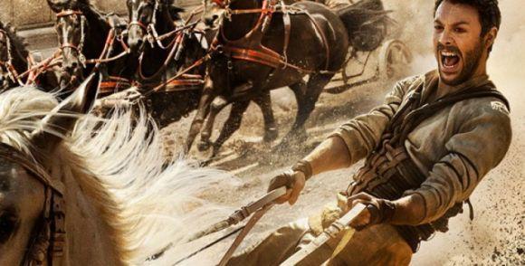 O clássico Ben-Hur ganhou uma nova versão (Foto: Divulgação Paramount Pictures)