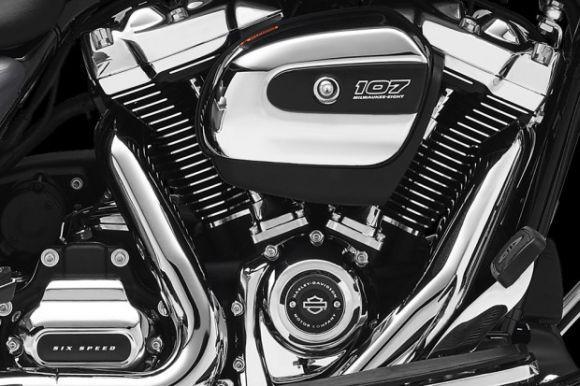 Os modelos top de linha da marca vão ganhar nova motorização (Foto: Divulgação Harley-Davidson)