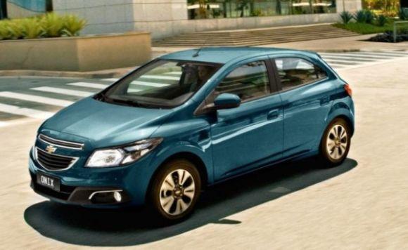Lista dos carros mais vendidos em agosto 2016 (Foto: Divulgação Chevrolet)
