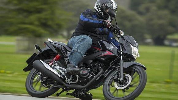 Honda CB 125F (Foto: Divulgação Honda)