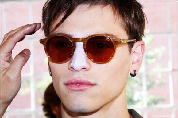 A linha de óculos masculinos também terá novidades (Foto Ilustrativa)