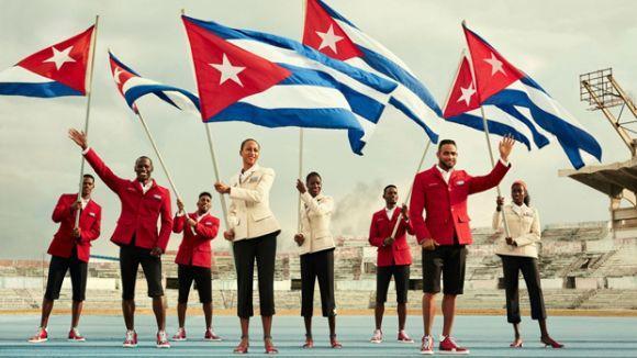 Outro destaque é o uniforme de Cuba (Foto: Divulgação)