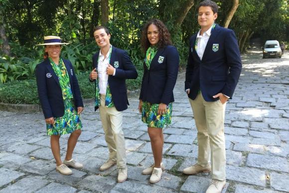 Olimpíadas 2016 os melhores looks