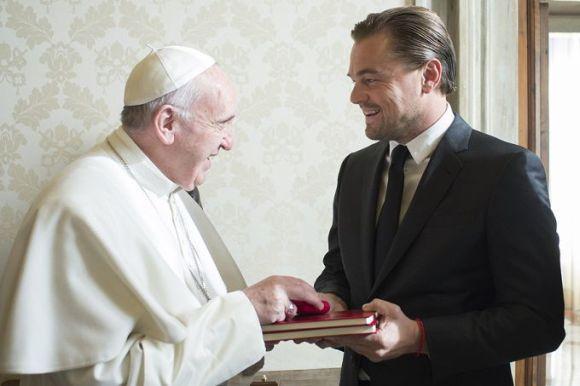 O Papa Francisco costuma ter encontro com muitas personalidades (Foto Ilustrativa)