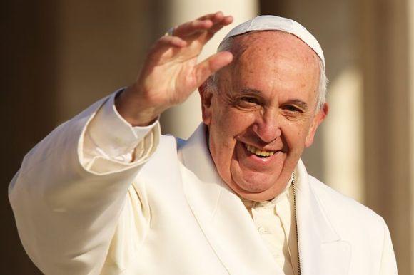 Papa Francisco deve voltar ao Brasil em 2017 (Foto Ilustrativa)