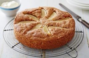 Receita bolo rústico de maçã passo a passo