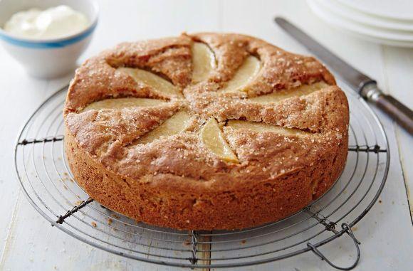 Em menos de uma hora o seu bolo de maçã rústico está pronto (Foto Ilustrativa)