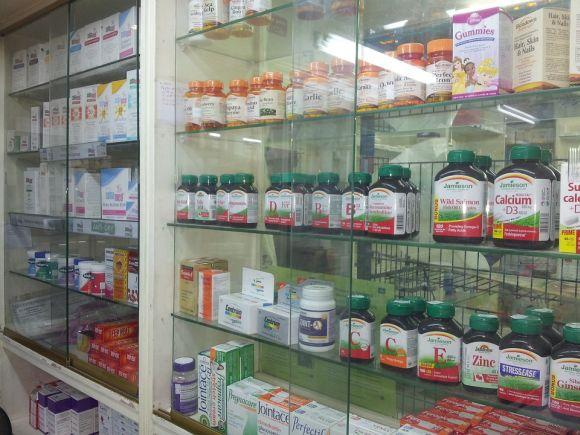 A fabricante precisa recolher os medicamentos das farmácias (Foto Ilustrativa)