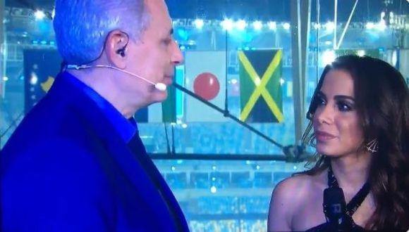 A entrevista da cantora para a Rede Globo deu o que falar (Foto: Reprodução internet)
