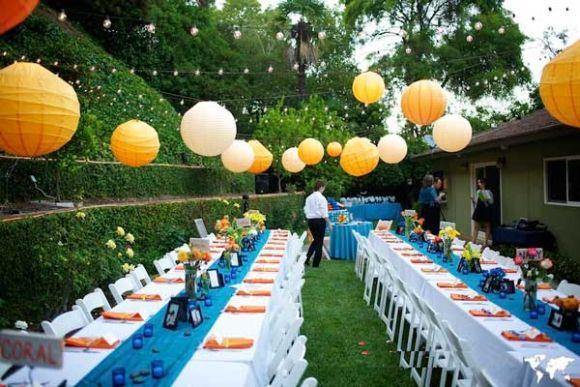 Usar balões e fitas é uma ótima ideia (Foto Ilustrativa)