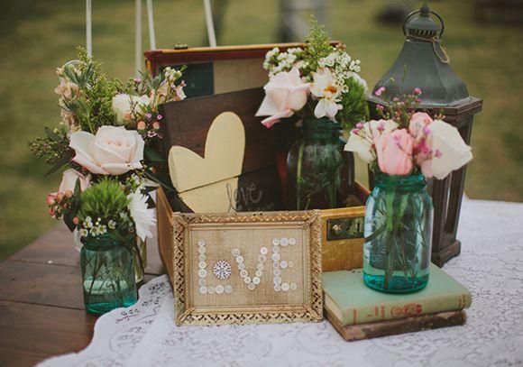 O casamento vintage é uma boa opção para gastar menos (Foto Ilustrativa)