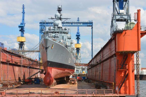 Curso Técnico em Construção Naval (Foto Ilustrativa)