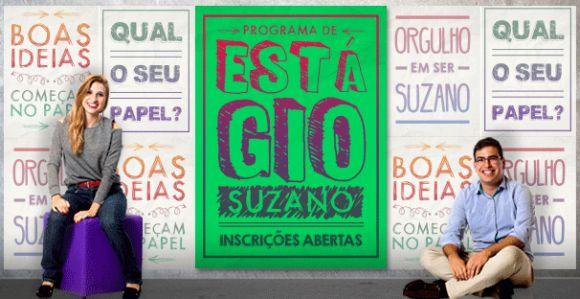 Suzano programa de estágio 2017 (Foto: Divulgação Suzano)