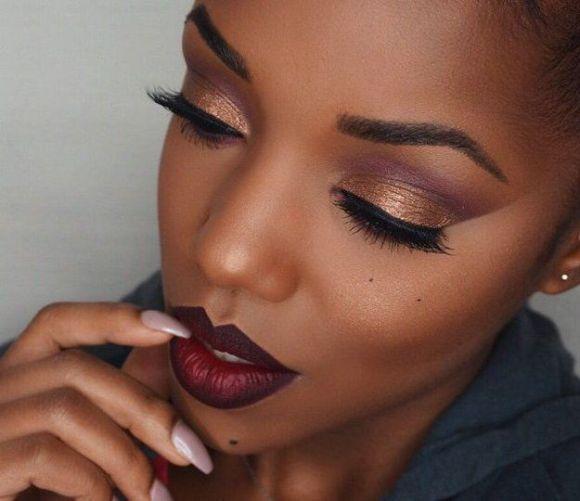 As maquiagens coloridas podem ser usadas em diversas ocasiões (Foto Ilustrativa)