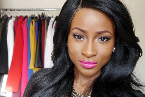Tendências maquiagem colorida 2017 para mulheres negras (Foto Ilustrativa)