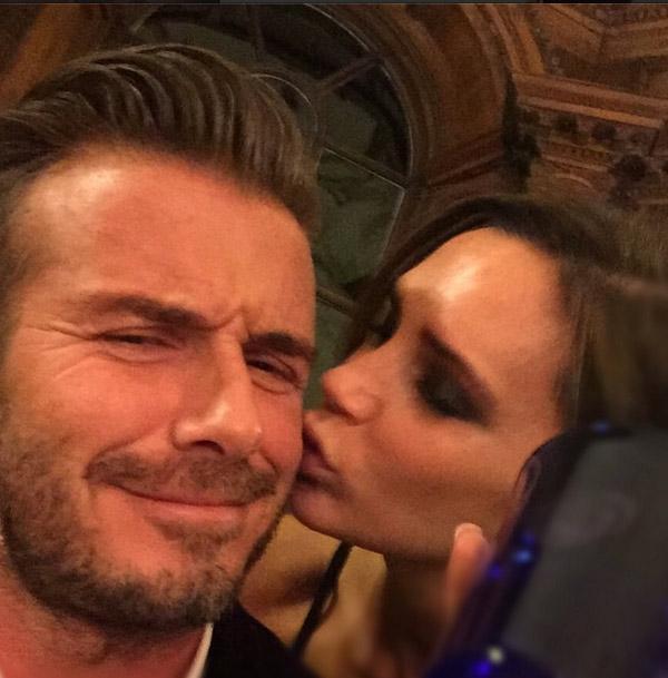 David e Victoria Beckham formam um casal lindo (Foto: Divulgação)