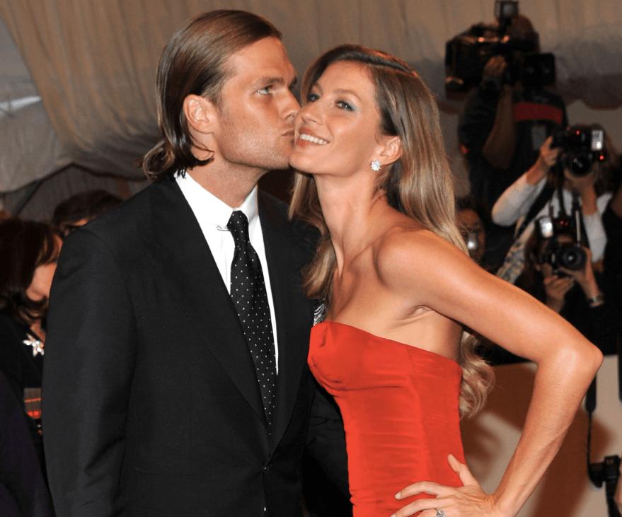 Gisele Bündchen e Tom Brady passaram por poucas e boas no casamento, mas estão firme e fortes (Foto: Divulgação)