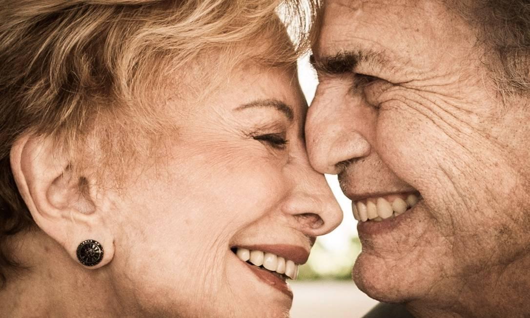 Esse casal é símbolo do amor para todos os brasileiros (Foto: Divulgação)