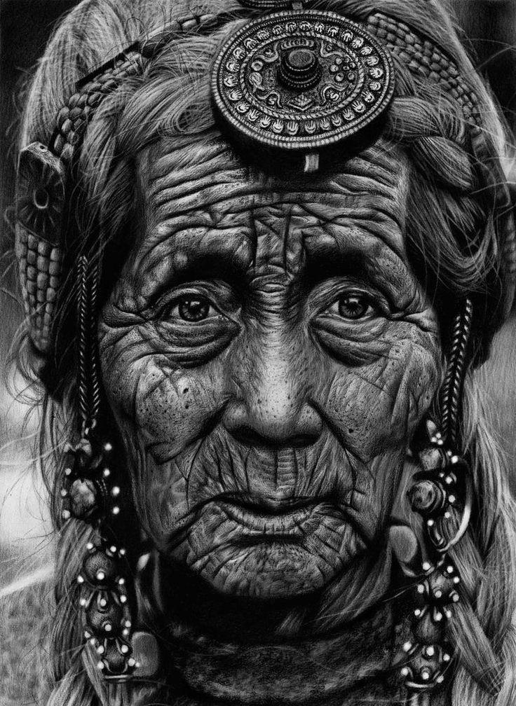 10 ilustrações feitas a lápis que parecem fotos