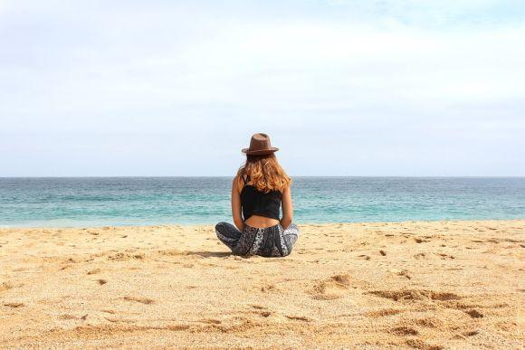 Em Garopaba, você pode relaxar bastante enquanto curte belas paisagens (Foto Ilustrativa)