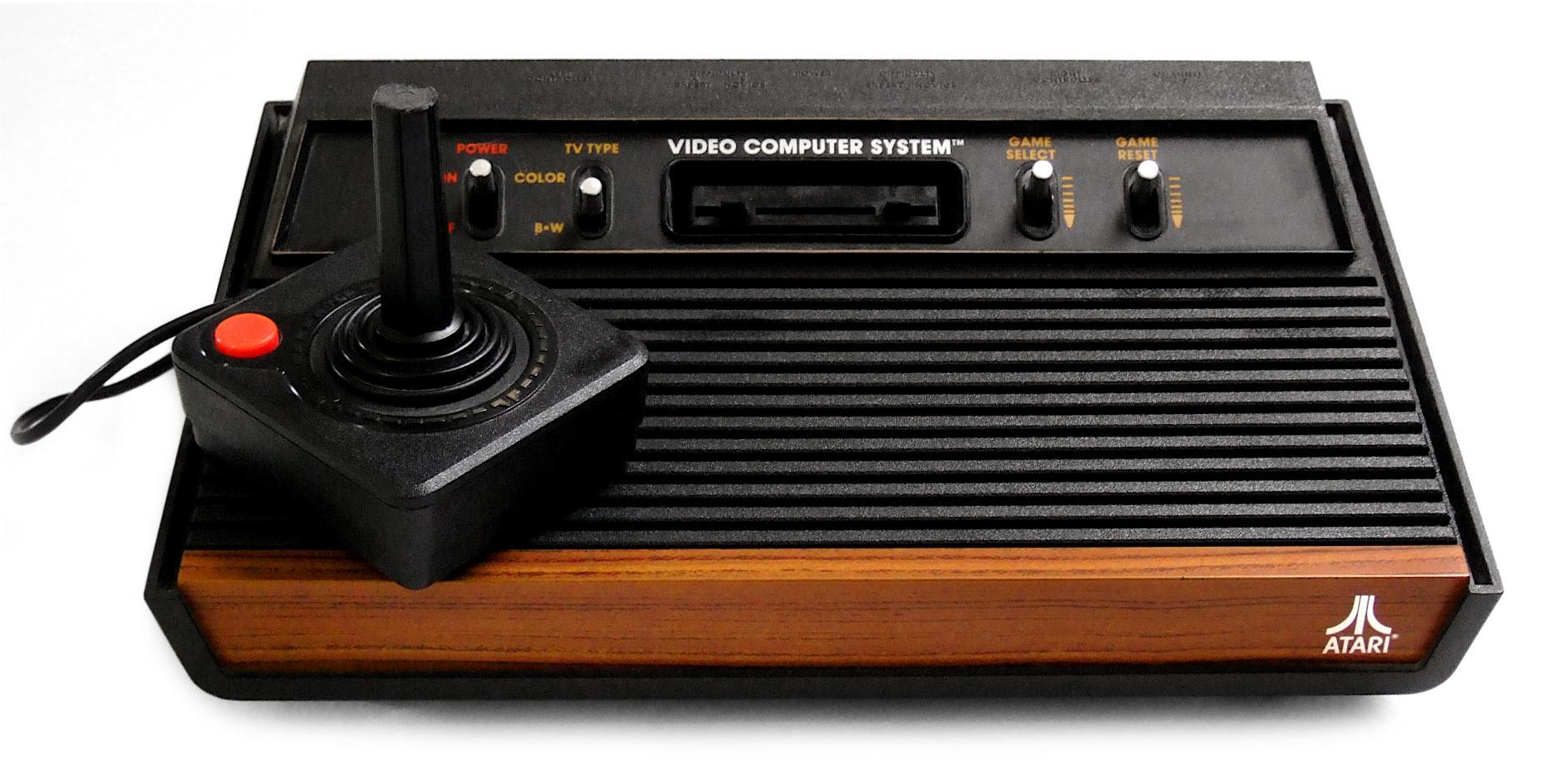 Quem sonha com X-box não sabe o que é um Atari (Foto: Divulgação)
