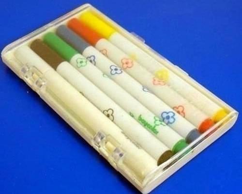 Essa canetinha também tinha cara de infância nos anos 90 (Foto: Divulgação)
