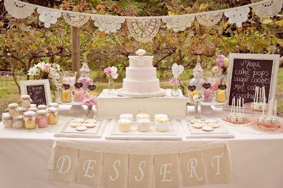 O estilo da decoração também pode ser influenciado pelo local da festa (Foto Ilustrativa)