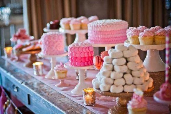 4 dicas para montar mesa de doces de casamento