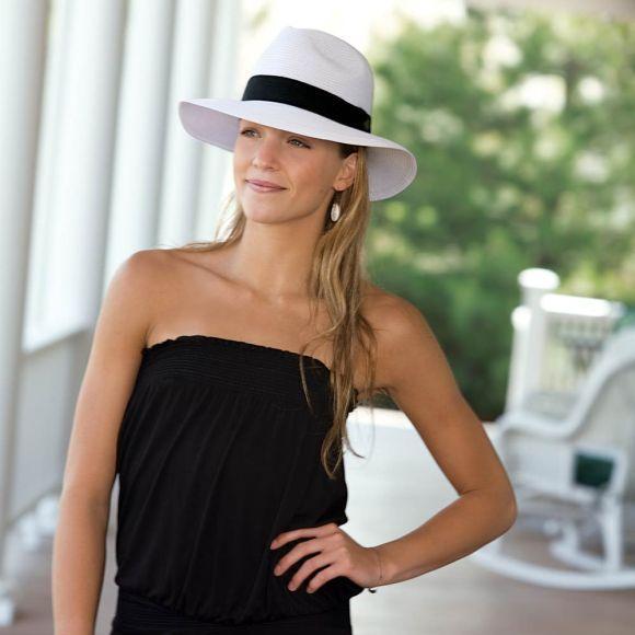 Chapéu feminino (Foto Ilustrativa)