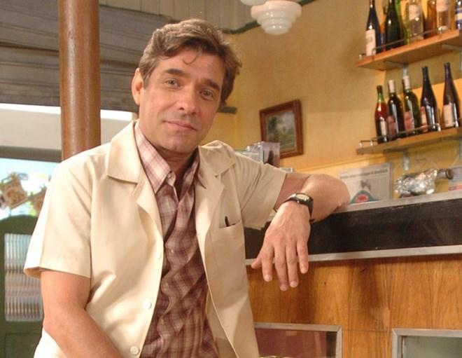 Luiz Carlos Tourinho faleceu em 2008 durante gravações de Desejo Proíbido (Foto: Divulgação)