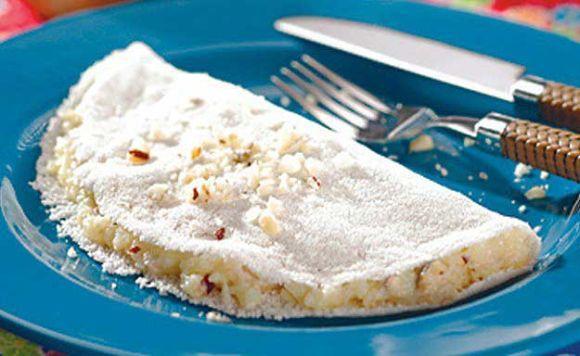 A tapioca é um dos pratos preferidos por quem está fazendo dieta (Foto: Reprodução MundoBoaForma)