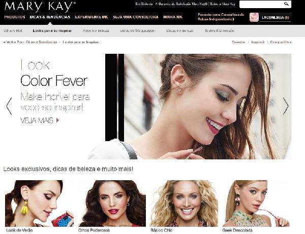 Mary Kay em Sintonia: Maquiagem, produtos, preços