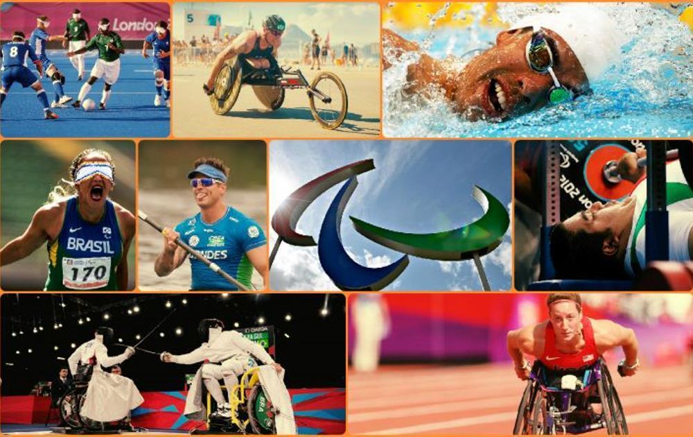 Musas da Paralímpiadas Rio 2016