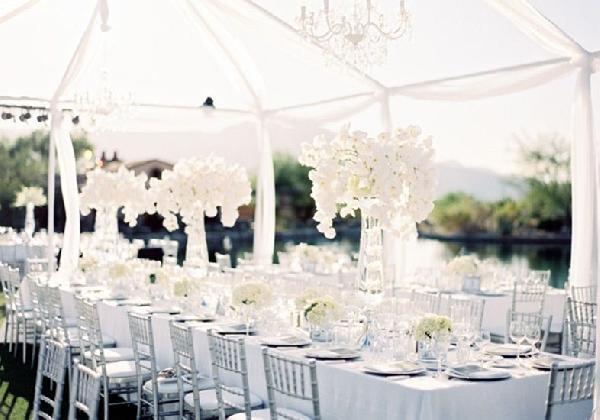 Decoração de casamento inspiradora (Foto: M de Mulher/Abril)