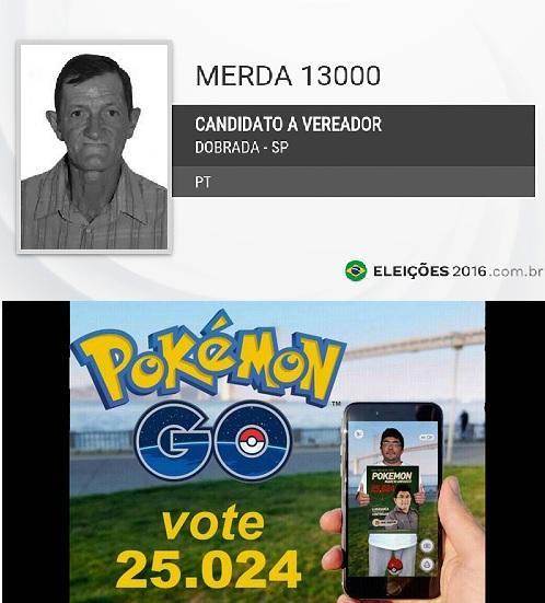 Candidatos engraçados das eleições municipais 2016 (Foto: Divulgação)