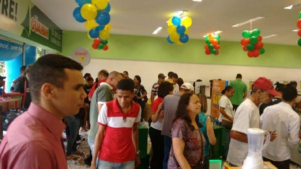 Cadastre seu currículo no sistema das Lojas Guaibim (Foto: Divulgação)