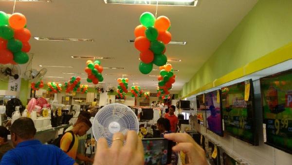 Vagas de emprego nas lojas Guaibim estão disponíveis em várias cidades da Bahia (Foto: Divulgação)